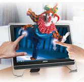Alquiler de pantallas touch screen