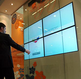 Alquiler de LCD Wall
