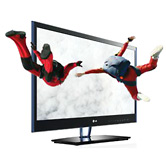 alquiler de tv led